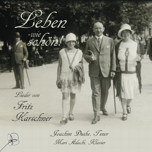 Fritz Karschner CD Cover